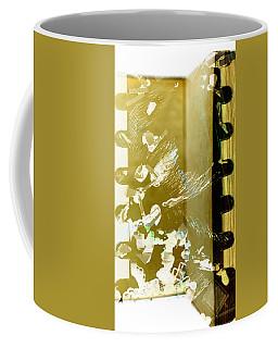 Abstract Puzzle Coffee Mug