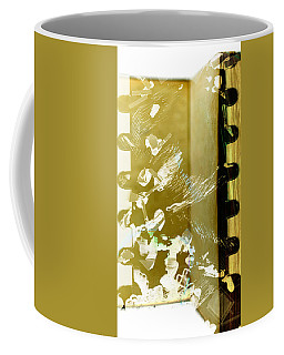 Abstract Puzzle Coffee Mug