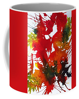 Abstract - Riot Of Fall Color II - Autumn Coffee Mug