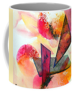 Abstract Shapes Coffee Mug