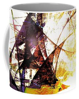 Abstract Summer Coffee Mug