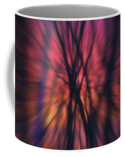 Abstract Sunset Coffee Mug