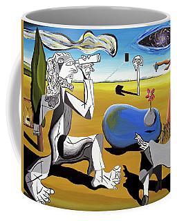 Abstract Surrealism Coffee Mug
