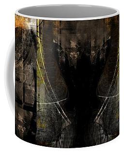 Abstract Symmetry Coffee Mug