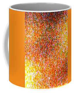 Abstraction In Time Coffee Mug
