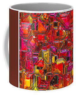 Abstractions... Coffee Mug