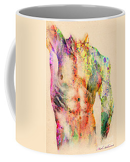 Abstractiv Body  Coffee Mug