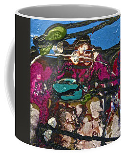 Abstracts 14 - Seascapes Coffee Mug