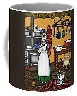 Abuelita Or Grandma Coffee Mug