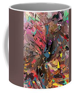 Coffee Mug featuring the digital art Abyss 2 by David Lane
