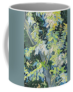 Acacia In Flower Coffee Mug