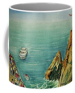 Acapulco Cliff Diver Coffee Mug