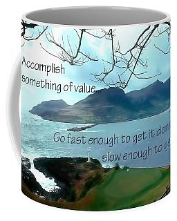 Accomplish Value 21168 Coffee Mug