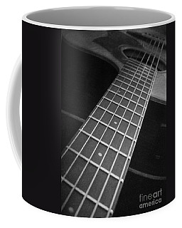Acoustic Guitar Coffee Mug