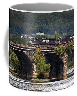 Across The Rockville Coffee Mug