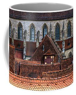 Across The Rooftops Coffee Mug