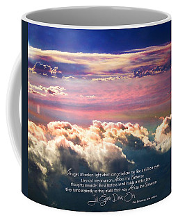 Across The Universe Coffee Mug
