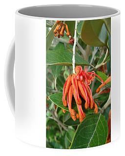 Adaptable Exotic Coffee Mug by Cheryl Hoyle