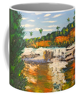 Adele Gorge At Lawn Hill National Park Coffee Mug