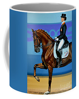 Adelinde Cornelissen On Parzival Coffee Mug