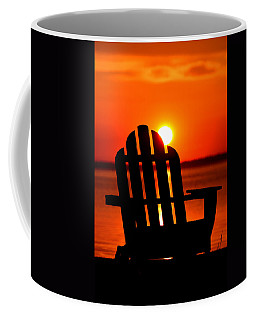 Adirondack Days End Coffee Mug