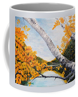 Adirondacks New York Coffee Mug