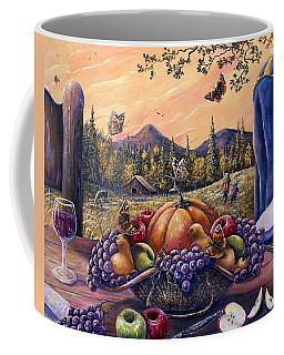 Admirals Harvest Coffee Mug