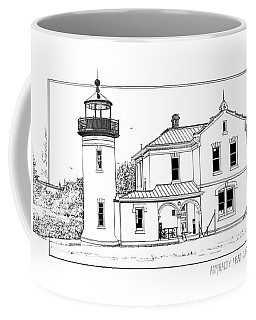 Admiralty Head Light Coffee Mug