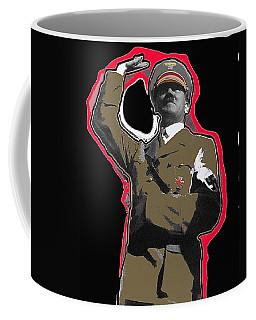 Adolf Hitler Saluting 2 Circa 1933-2009 Coffee Mug