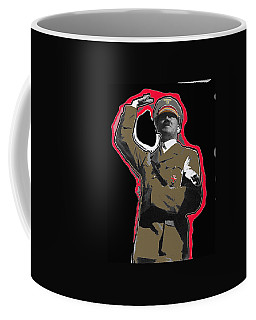 Adolf Hitler Saluting 2 Circa 1933-2009 Coffee Mug
