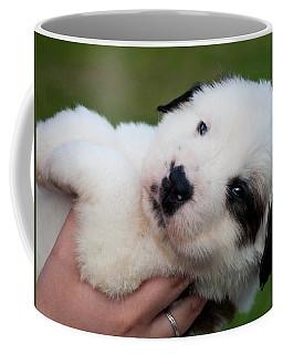 Adorable Hand Full Coffee Mug
