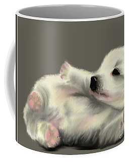 Adorable Pup Coffee Mug