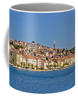 Adriatic Town Of Mali Losinj View From Sea Coffee Mug