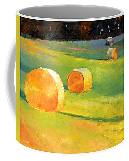 Advance Mills Hall Bales Coffee Mug