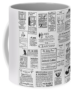 Advert - For The Ladies Coffee Mug