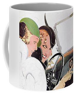 Advertisement For Solex Carburettors Coffee Mug