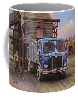 Aec Mercury Tipper. Coffee Mug