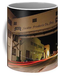 Aeneas Overpass On Cannery Row Coffee Mug