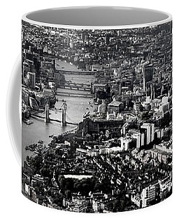 Aerial View Of London 4 Coffee Mug
