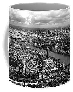 Aerial View Of London Coffee Mug