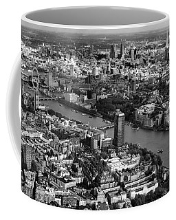 Aerial View Of London Coffee Mug
