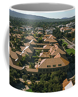 Aerial View Of Stanford University Coffee Mug