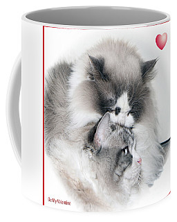 Affectionate Felines Coffee Mug