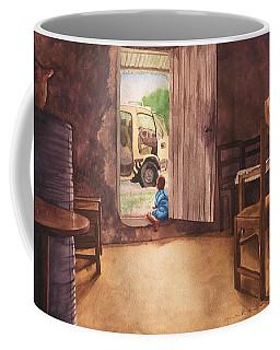 African Child's Dream Coffee Mug