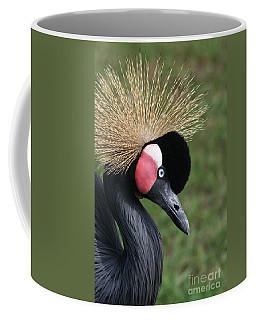 African Crowned Crane #2 Coffee Mug