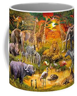 African Harmony Coffee Mug