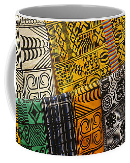 African Prints Coffee Mug