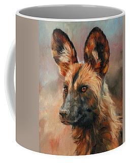 African Wild Dog Coffee Mug