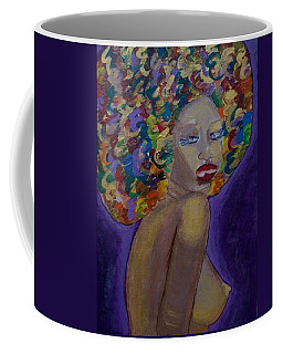 Afro-chic Coffee Mug by Apanaki Temitayo M