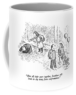 After All Their Years Together Coffee Mug